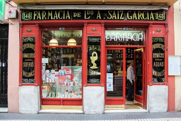comercios centenarios en madrid