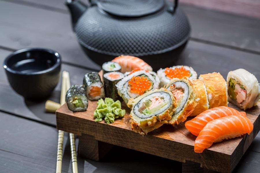 sushi en madrid