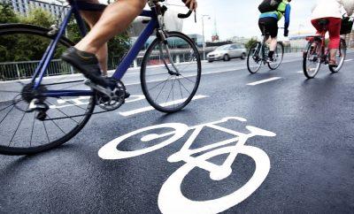 Recorriendo Madrid en bici