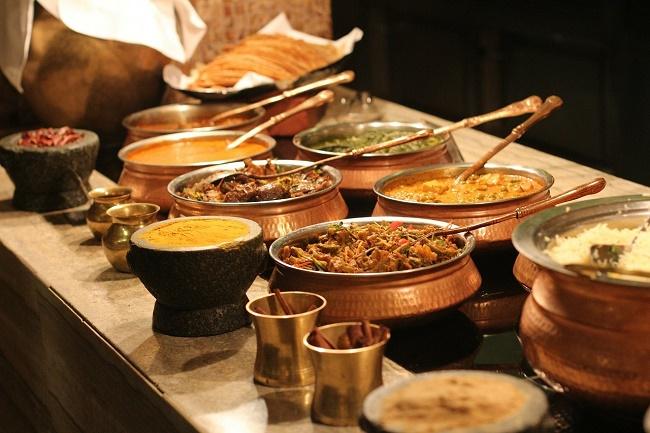 comida india en madrid