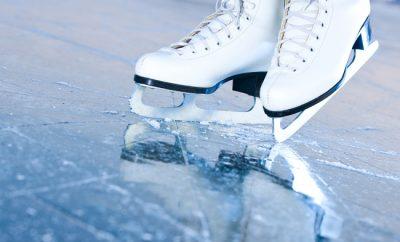 Patinaje sobre hielo en Madrid