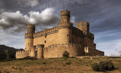 La magia de los castillos
