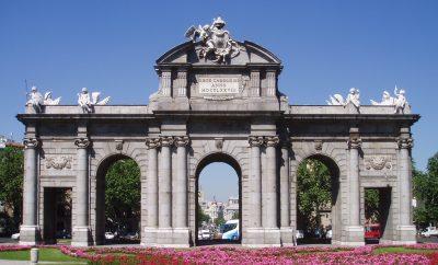 Conociendo la Puerta de Alcalá