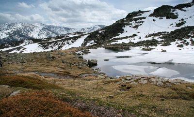El Parque Nacional de la Sierra del Guadarrama