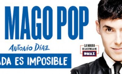 El Mago Pop, nuevas fechas en Madrid, planes para toda la familia