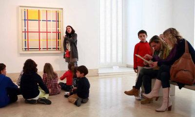Family Thyssen:  visitas al Museo Thyssen para familias viajeras