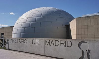 Planetarium of Madrid, reopening