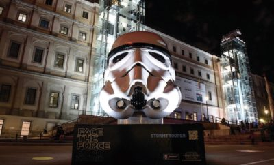 Madrid: a city taken by the Star Wars universe