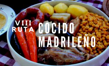 To eat! VIII Ruta del Cocido Madrileño