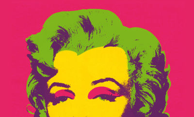 Andy Warhol, exhibition El Arte Mecánico in Madrid